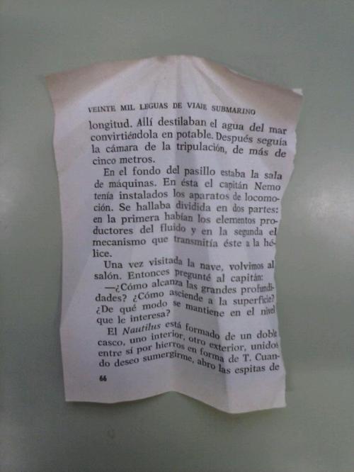 Diario de un profesor detective: El asesino de Julio Verne I