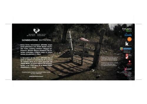 INVITACION estreno documental El  Gobierno Vasco en el exilio2