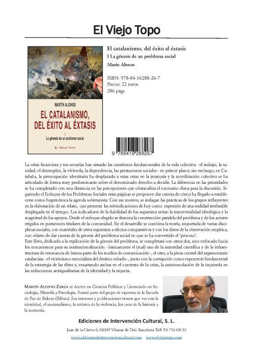 Promoci+¦nEl catalanismo, del exito